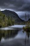 high dynamic range lake